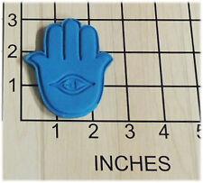 Yoga Hamsa Hand Symbol Cookie Cutter and Stamp #1242