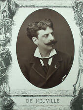 photoglyptie de neuville illustrateur peintre galerie contemporaine 1880