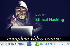 Ethical Hacking video courses training lessons, pro tutorial Beginner to Advance
