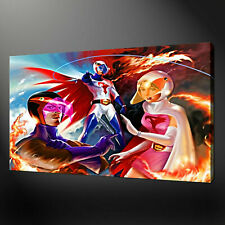 BATTLE OF THE PLANETS CONTEMPORARY CANVAS PRINT POP ART READY TO HANG