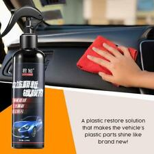Car Seat Leather Restorer Renovation Spray Car Interior Cleaning Tool