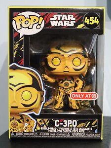 Funko Pop! - C-3PO (Retro) 454 - Star Wars - Target Exclusive [2]