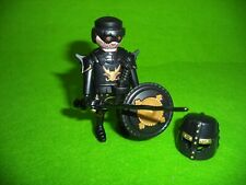 PLAYMOBIL 70076, CABALLERO NEGRO, Playmobil THE MOVIE, NUEVA, CABALLERO NEGRO