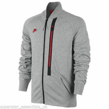 Nike Cotton Crew Neck Regular Hoodies & Sweats for Men