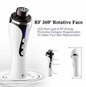 360 Degree Head Rotating RF Face Lift Professional Far Infrared Facial machine