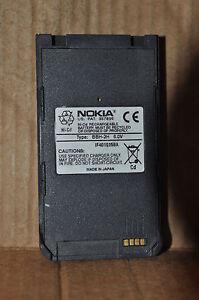Nokia BBH-2H - ULTRA EXTENDED BATTERY NiMH 1500 mAh - USED