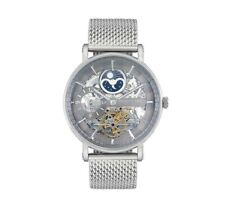 Kenneth Cole Automatic Skeleton Dial Stainless Steel Mesh Men's Watch KC51093001