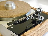 SME Tonearm Armboard Mounting Plate for Thorens TD-125 & 125MKII Turntables