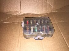 BMW 2002 TI / TII / TURBO 1972 1973 1974 Fuse Box Mint Condition