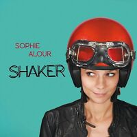 SOPHIE ALOUR - SHAKER  CD NEW