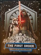 Journey to Star Wars: The Force Awakens Power of First Order #FO-8 First Order