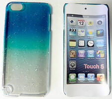 Ocean Blue  Hard  Case iPod Touch 5th Generation Free Shipping