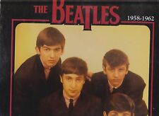 THE BEATLES 1958-1962 DELUXE LIMITED EDITION BOX SET 140 GRAM VINYL LP IMPORT