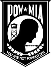 Pow Mia, Sticker S-84