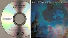 "Jimi Hendrix ""Valleys of Neptune"" 12 Track UK Promo CD"
