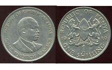 KENYA  1 shilling  1989
