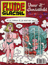 Fluide Glacial N°179 - Eds. Audie - Mai 1991