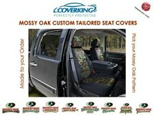 Coverking Camo Mossy Oak Custom Custom Fit Front Seat Covers for Chevy Silverado