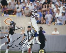 Randy Moss Minnesota Vikings autographed 8x10 photograph RP