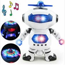 DE Ferngesteuerter Roboter Kinder Spielzeug Elektronisches Spielzeug Licht Musik