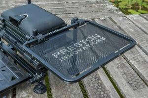 PRESTON VENTALITE LARGE SEAT BOX SIDE TRAY match pole fishing accessory P0110024