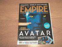 EMPIRE MAGAZINE NO.244 OCTOBER 2009 - AVATAR / ANTHONY HOPKINS / THE BOX