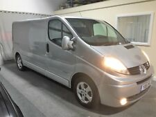 Renault Trafic LL29 115 Sportive with Sat Nav Private Ambulance Funeral Director