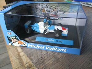 Michel Vaillant-Jean Graton-Voiture Formule 1-2003-dans sa vitrine-Neuve