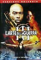 L' Arte Della Guerra III DVD Rent Nuovo Sigillato Conosci il tuo Nemico 3