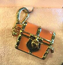 2007 JUICY COUTURE TREASURE CHEST CHARM RARE VHTF!! TAGGED BOX!