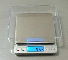 New AODE® Portable High Precision 3kg 3000g X 0.1g Digital Scale Balance Weight