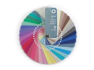 Fächer-Farbpass Color Swatch Fan Light (True) Summer für die Farbberatung