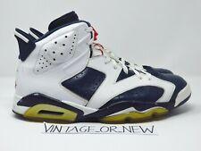 Air Jordan VI 6 Olympic 2012 Retro 384664-130 sz 13