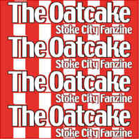 Fanzine Stoke City Football Supporters Magazine The Oatcake - Various Issues