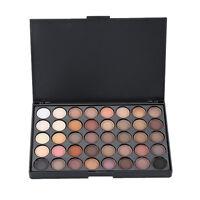 Cosmetico Opaco Ombretto Crema Makeup Palette Scintillante Set 40 Colore
