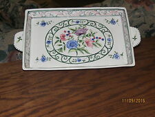 Portugal Hand Painted Serving Tray for Nora Fenton