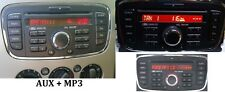 Ford Radio de Voiture 6000 CD MP3 S-MAX C-Max Mondeo Mise au Point Galaxy
