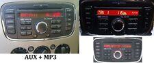 Ford Autoradio 6000 CD MP3 S-Max C-Max Mondeo Fokus Galaxy Transit CD345 RDS
