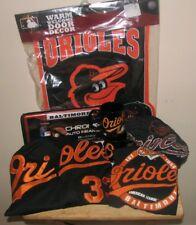 Baltimore Orioles MLB Majestic Black Eddie Murray #33 size 52 Jersey HOF Set