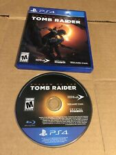 Shadow of The Tomb Raider Playstation 4 Ps4 2018