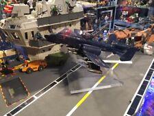 "GI Joe Cobra Sky Striker Rattler Tomahawk All Ships Acrylic Display Stand ""Z"""