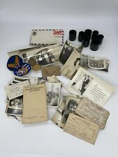 More details for original ww2 medal and photograph grouping, 380th bomb group, 5th air force