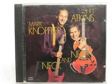 Chet Atkins / Mark Knopfler - Neck And Neck (CD, 1990, Columbia)