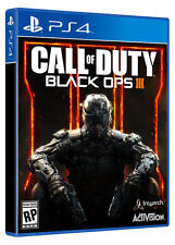 Call of Duty Black Ops 3 III PS4 Game BRAND NEW SEALED