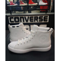 Converse All Star Modern Hi 155023C Athletic Leather Shoes White Size 4-11.5