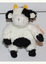 "RUSS - ""Handcrafted"" - HeartCraft Collection Cow -  NEW!  Vintage Collectible"