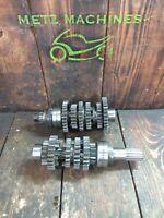 1982 Kawasaki KZ440 Oem transmission gears trans tranny driving driven gears