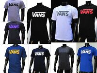 New Vans Off The Wall Skateboard Classic Logo Mens Sport T Shirt