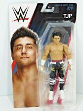 WWE  TJP TJ Perkins Figure Mattel Basic TJP  Series # 79