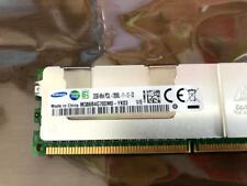 Samsung 32GB DDR3 Rx4 PC3L-12800L LRDIMM ECC Registered Dell R720 R620 R420 T620